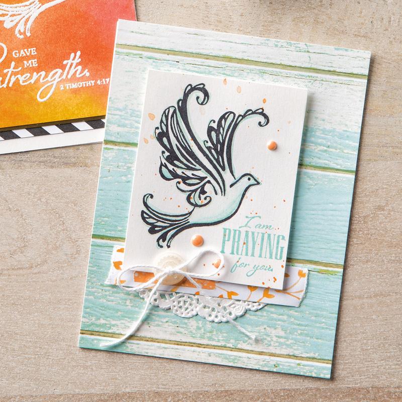 Serene Scenery Designer Paper Stack
