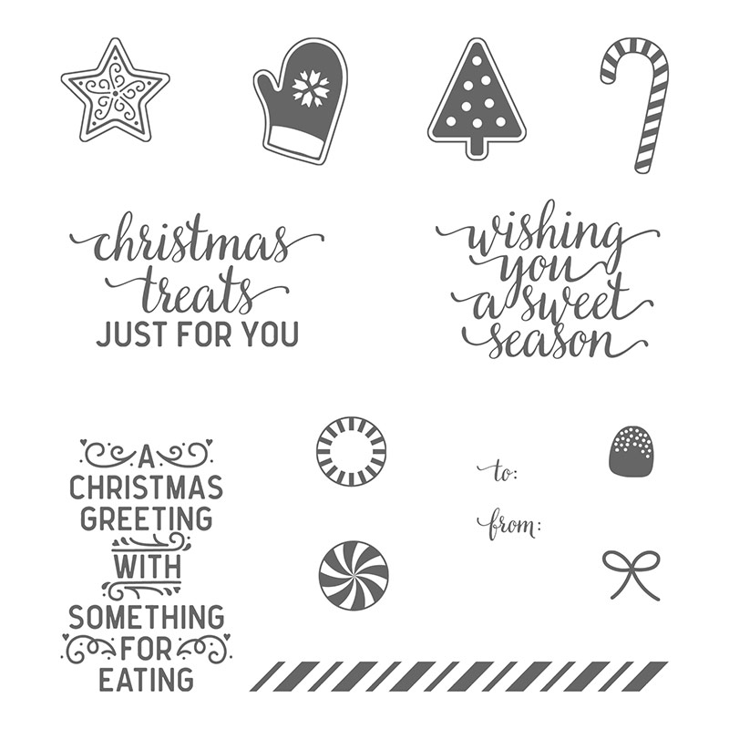 Candy Cane Christmas, Stampin' Up!