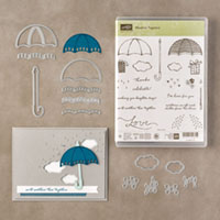WEATHER TOGETHER PHOTOPOLYMER BUNDLE Price: $41.25