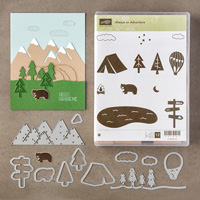 Always an Adventure Wood-Mount Bundle