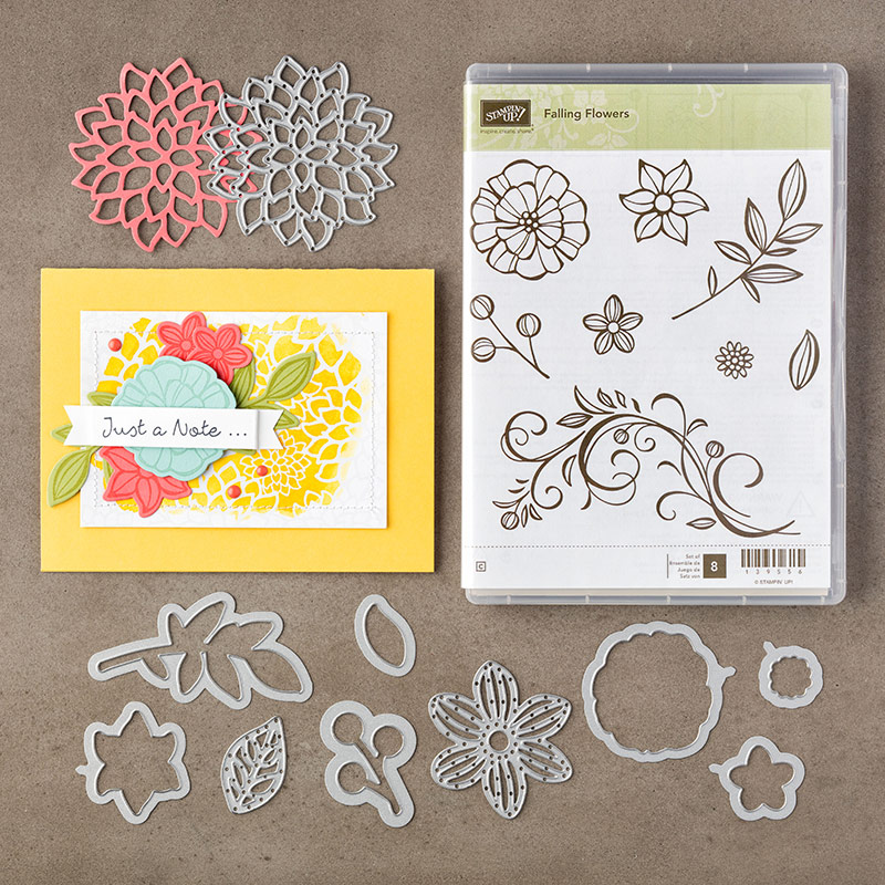 May Flowers Bundle, Stampin' Up!