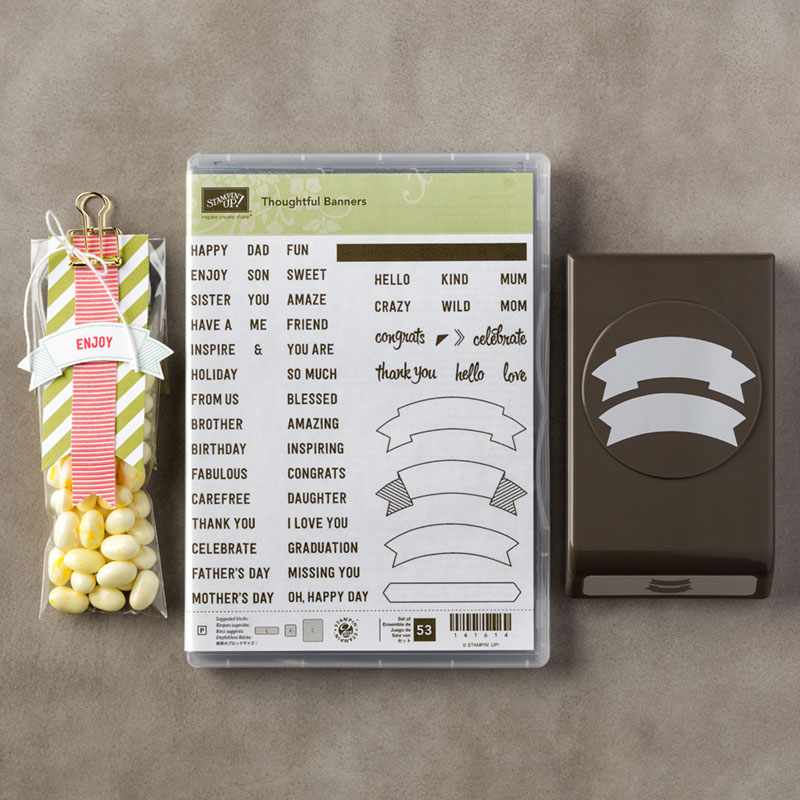Thoughtful Banners Bundle, Stampin' Up!