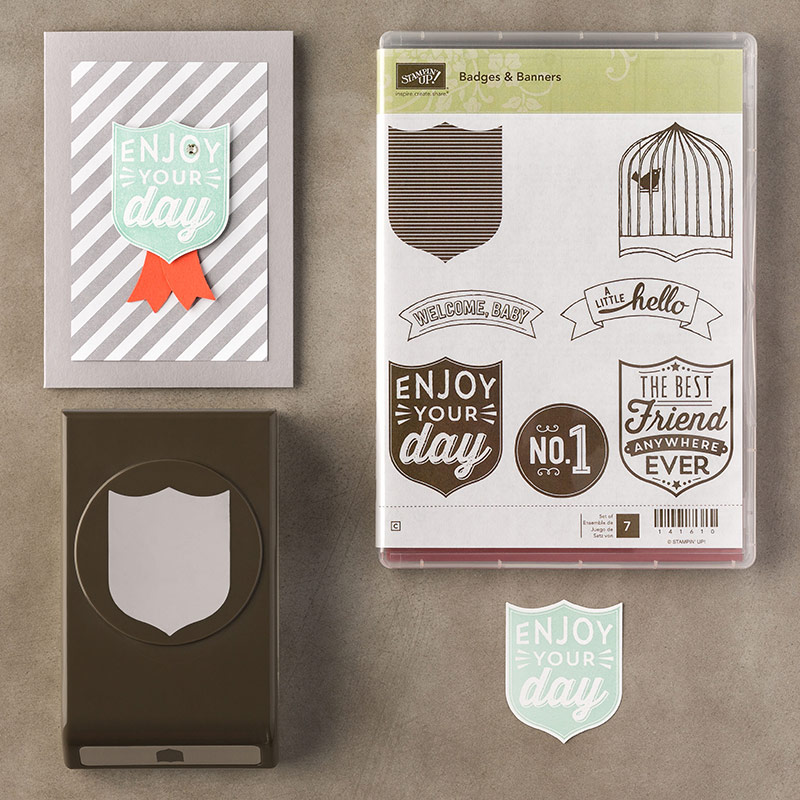 Badges & Banners Bundle, Stampin' Up!