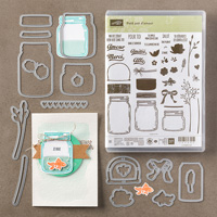 Petit pot d'amour Photopolymer Bundle (French)
