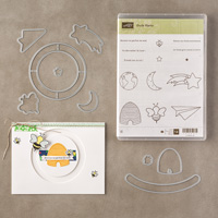 Étoile filante Clear-Mount Bundle (French)