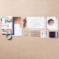 Ondes positives Project Life Accessory Pack (French)