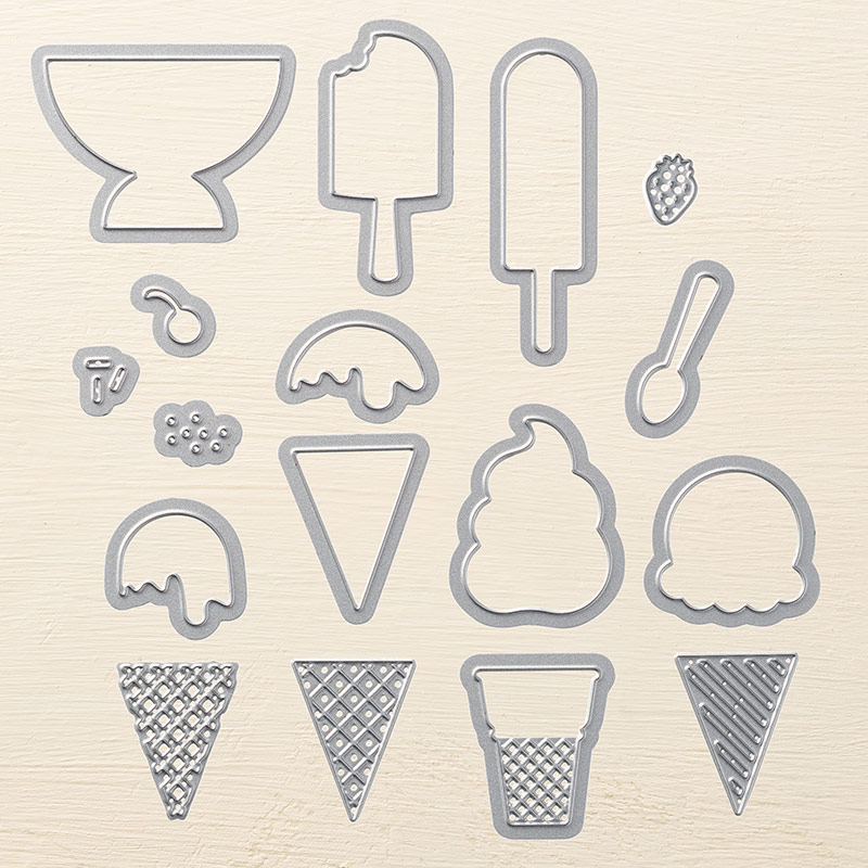 Frozen Treats Die Set