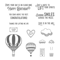 Lift Me Up Clear-Mount Stamp Set