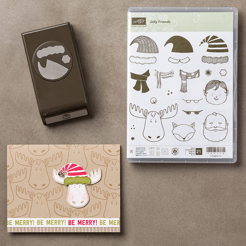 Jolly Friends Bundle, Stampin' Up!