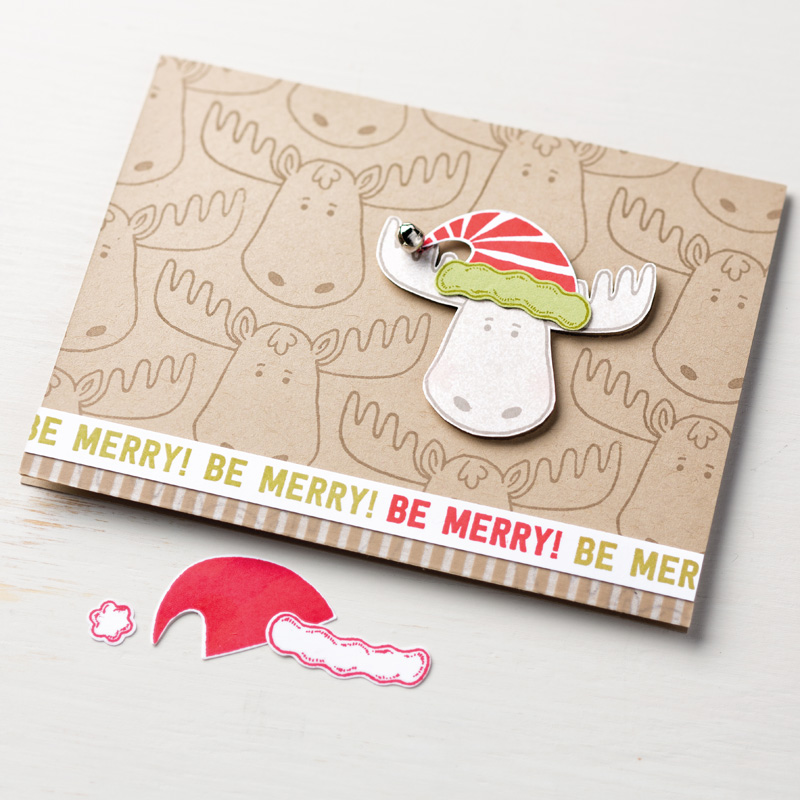 Jolly Friends, Stampin' Up!