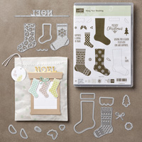 Hang Your Stocking Photopolymer Bundle