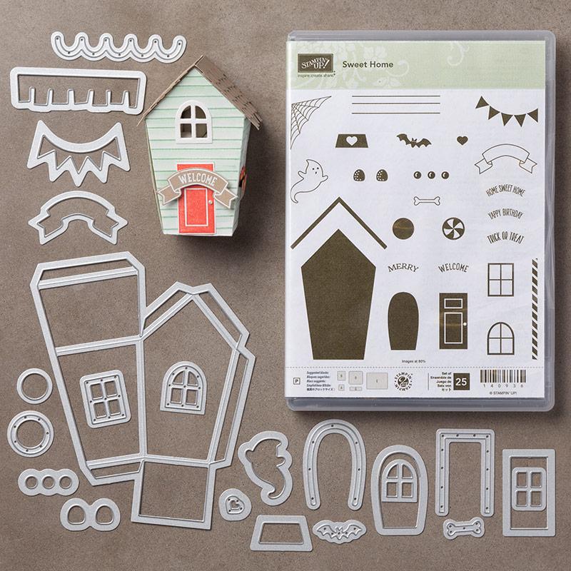 Afbeeldingsresultaat voor stampin up sweet home