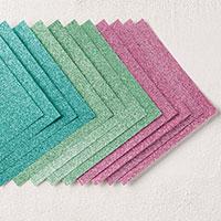 6 x 6 Glimmer Paper Assortment Pack
