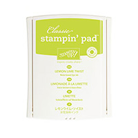 Lemon Lime Twist Classic ink pad