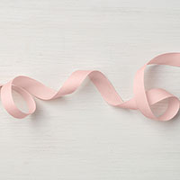 Powder Pik Finely Woven Ribbon