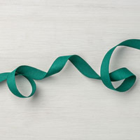 Tranquil Tide 1/2 Finely Woven Ribbon
