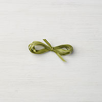 Old Olive Sheer Ribbon
