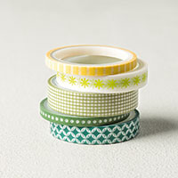 Basics Pack 2 Washi Tape
