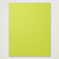 Lemon Lime Twist Cardstock