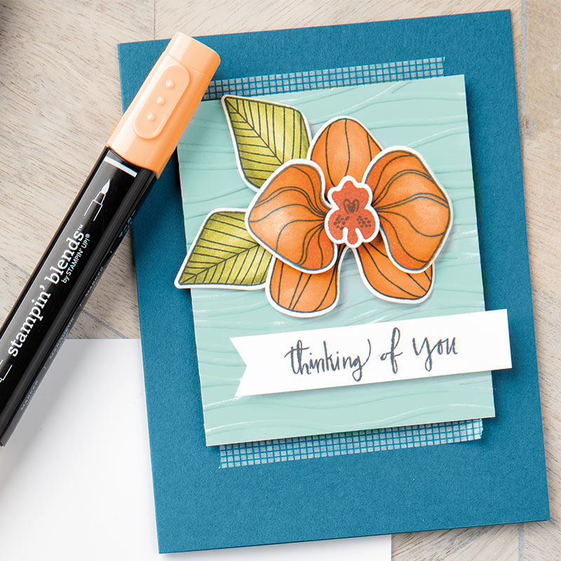Ivory Stampin' Blends Marker