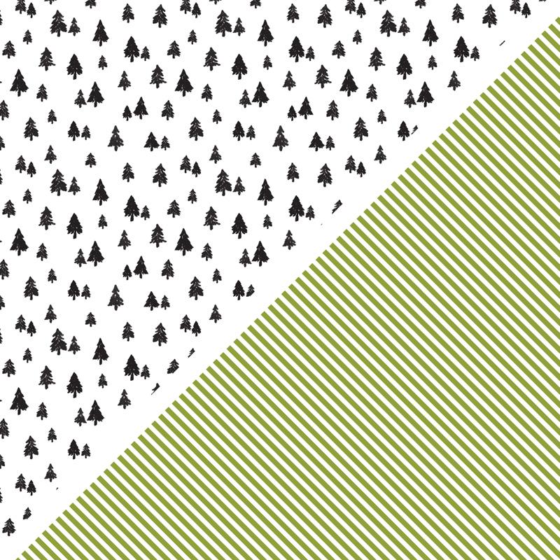 Merry Little Christmas Designer Series Paper