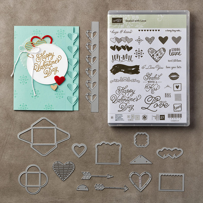 Sealed with Love Photopolymer Bundle