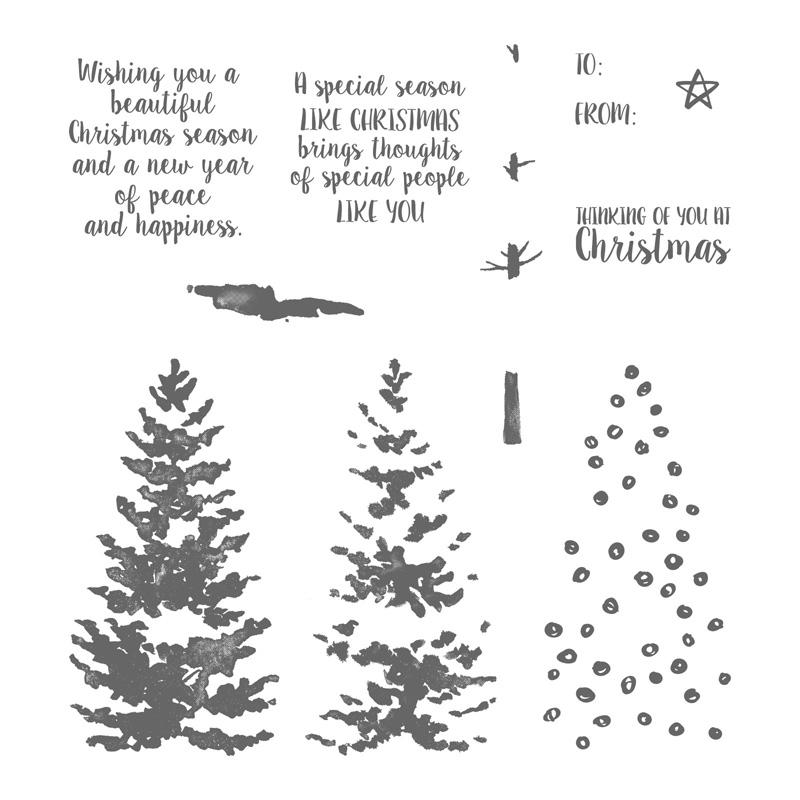 Season Like Christmas Photopolymer Stamp Set