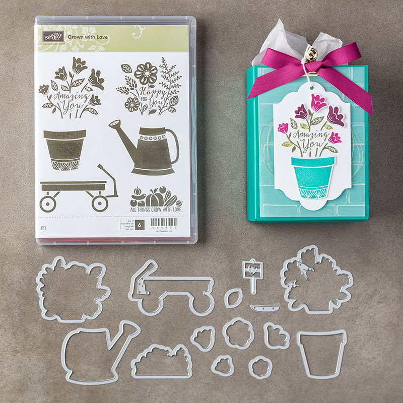 Grown with Love Bundle, Stampin' Up!