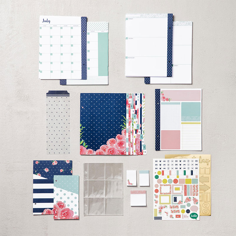 Love Today Planner Kit Refill, Stampin' Up!