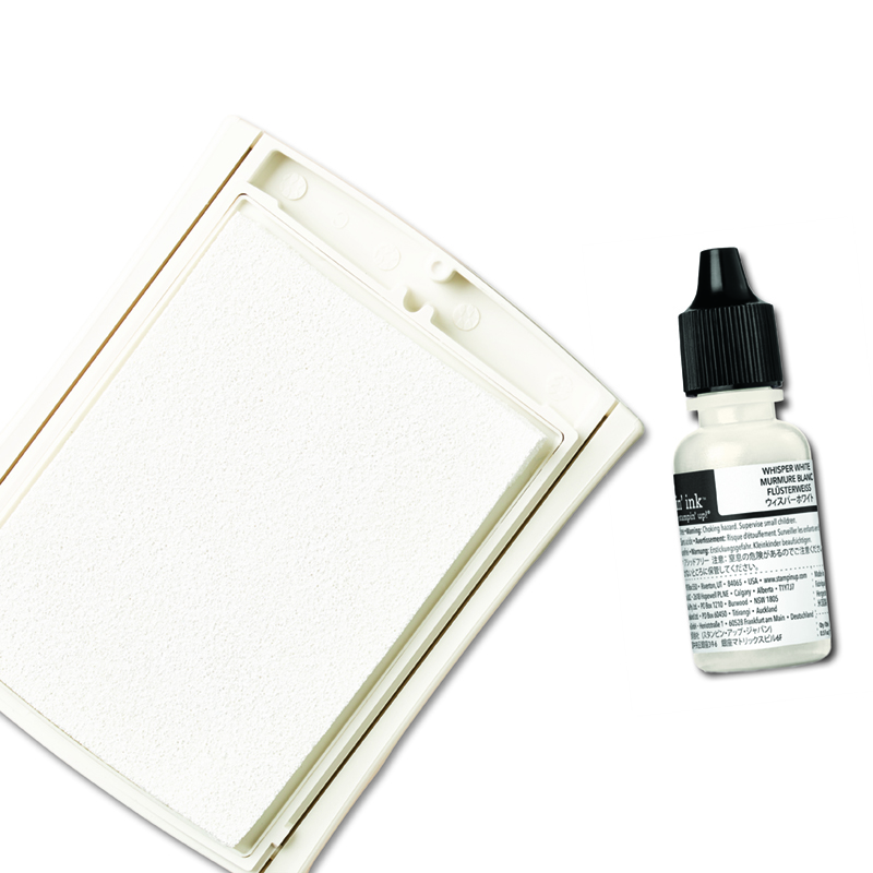Whisper White Craft Ink Pad