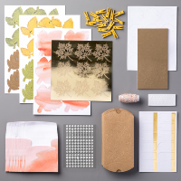 Layered Leaves Kit Refill