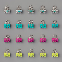 Birthday Mini Binder Clips