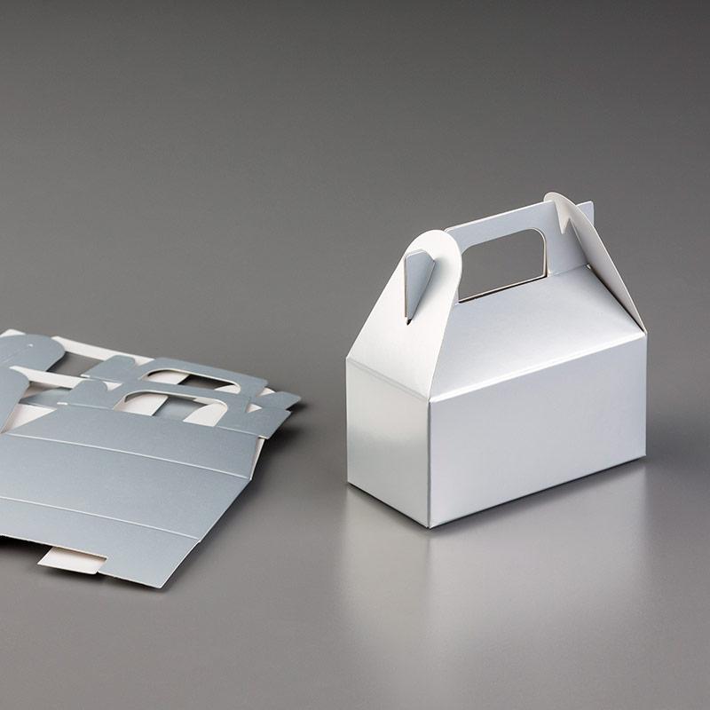 Silver Gable Boxes