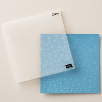 Scattered Sequins Dynamic Emboss Folder