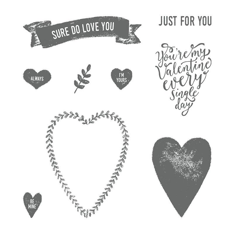 Sure Do Love You Stamp Set
