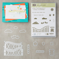 Let the Good Times Roll Photopolymer Bundle