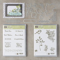 Petal Palette Clear Mount Bundle