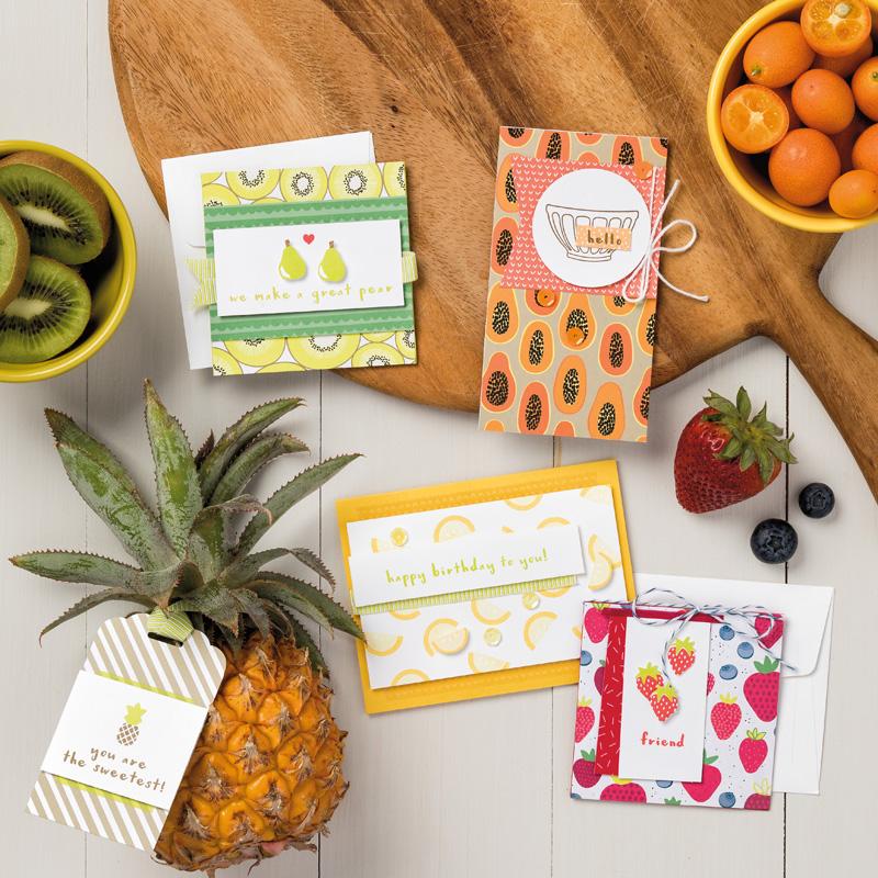 Fruit Basket Photopolymer Bundle