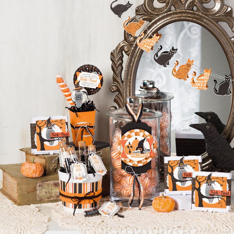 Spooky Cat Photoplymer Bundle