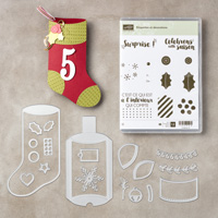 Étiquettes et décorations Clear-Mount Bundle (French)