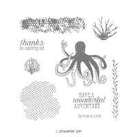 Sea of Textures Wood Mount Stamp Set