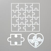 Puzzle Pieces Thinlits