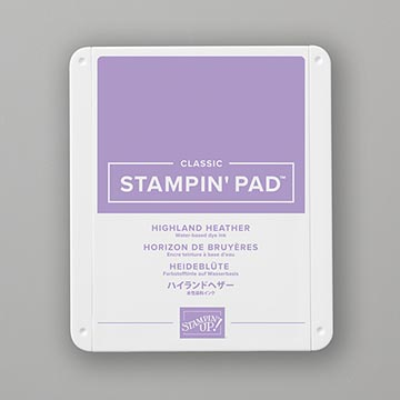 Highland Heather Classic Ink Pad