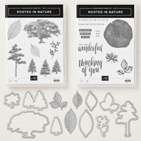 Rooted in Nature Wood Mount Bundle