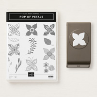 Pop of Petals Clear Mount Bundle
