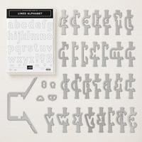 Layering Lined Alphabet Bundle