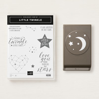 Little Twinkle Wood Mount Bundle