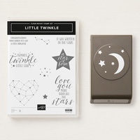 Little Twinkle Clear Mount Bundle